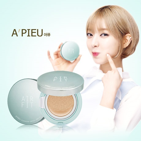 [A'PIEU] Cushion Air Fit SPF50 PA+++