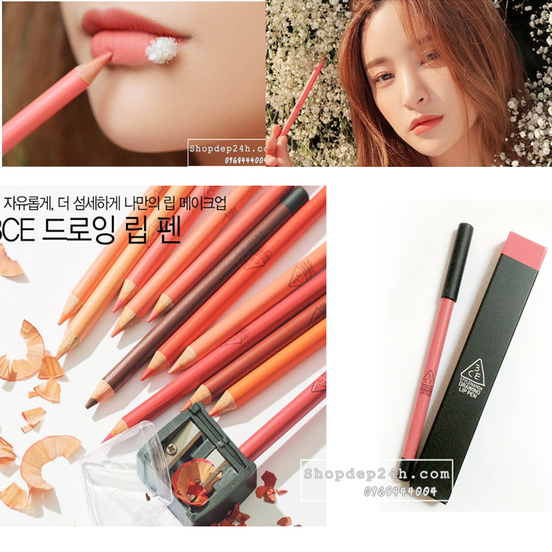 [3CE] Son chì 3CE Drawing Lip Pen