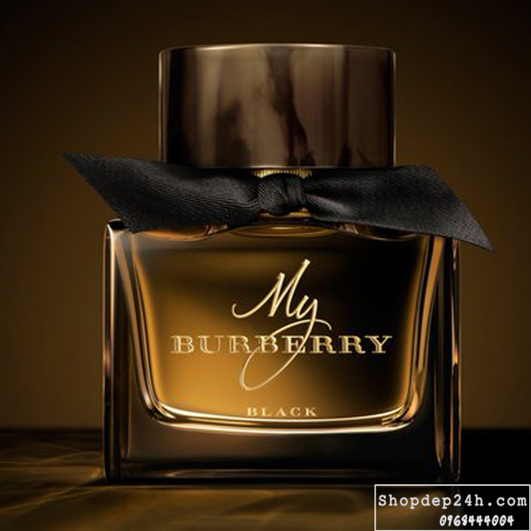 [Burberry] Nước hoa mini nữ Burberry My Burberry Black Parfum 5ml