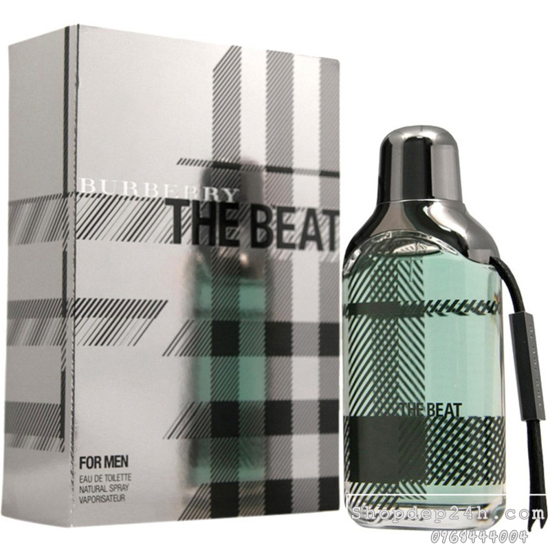 [Burberry] Nước hoa mini nam Burberry The Beat For Men 4.5ml