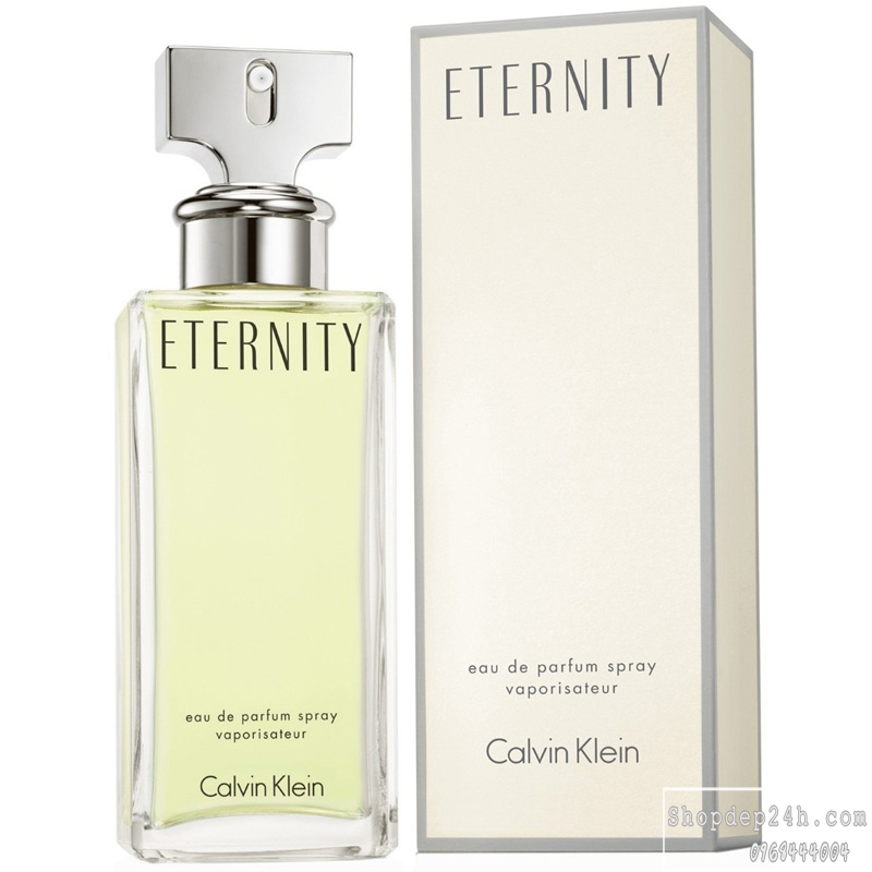 [Calvin Klein] Nước hoa mini nữ Calvin Klein Eternity For Women 5ml